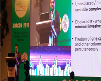 At GOACON 2016 (Gujarat State Conference) - Paper Presentation