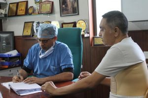 The Best Orthopedic Doctor in Rajasthan